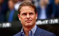 Frank de Boer thay Koeman dẫn dắt ĐT Hà Lan