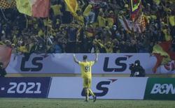 """KẾT THÚC Nam Định 3-0 Hà Nội: Đội """"chiếu dưới"""" bùng cháy, đại gia Hà Nội FC thảm bại không ai ngờ"""