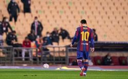 """Khi """"thiên sứ"""" về trời, chỉ còn ác quỷ ở lại trong con người Messi"""