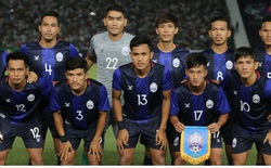 6 cầu thủ Campuchia mắc Covid-19 khi tham dự vòng loại Asian Cup 2023
