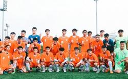 Cầu thủ U23 Đài Bắc Trung Hoa háo hức trước trận gặp U23 Việt Nam