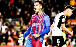 Coutinho hứa sẽ 'lột xác' sau khi giải cơn đại hạn ở Barca