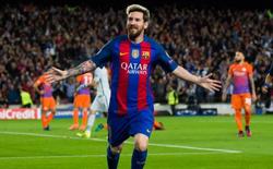 """Ngày này năm xưa: Messi lập kỷ lục, Barca """"hủy diệt"""" Man City"""