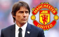 Lý do khiến M.U phải cân nhắc với Antonio Conte