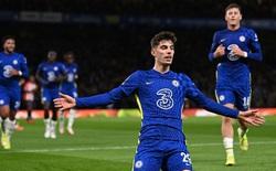 Havertz lập công, Chelsea nhọc nhằn vào tứ kết EFL Cup sau loạt luân lưu với Southampton