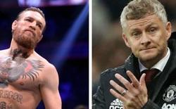 Conor McGregor muốn chấn chỉnh vị trí của Ole Solskjaer