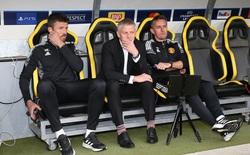 Ban huấn luyện Man United 'nóng mặt' trước quyết định của Solskjaer