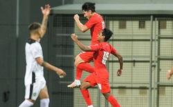 U23 Philippines 0-1 U23 Singapore: Philippines bị loại, Singapore có cơ hội tiến vào VCK