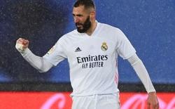 6 phút định đoạt giúp Real Madrid thu hẹp cách biệt với ngôi đầu bảng La Liga