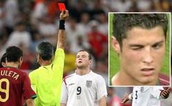 Cuộc đụng độ với Rooney đã biến Ronaldo trở thành số 1