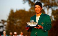 Golfer Nhật Bản đi vào lịch sử khi vô địch The Masters