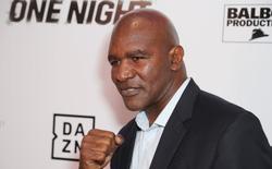 """Evander Holyfield: Mặc kệ """"Mong ước kỷ niệm xưa"""" của Tyson, vẫn đấu kẻ khiến Tyson… giải nghệ"""