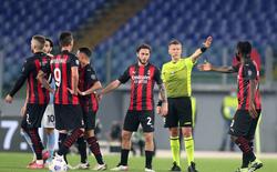 Lazio 3-0 AC Milan: Thảm họa!