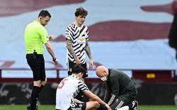 M.U nhận tin sét đánh: Harry Maguire chấn thương