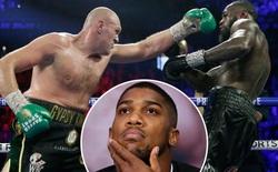 Tyson Fury bị buộc thượng đài cùng Deontay Wilder, kèo so tài cùng Anthony Joshua đứng trước nguy cơ bị hủy