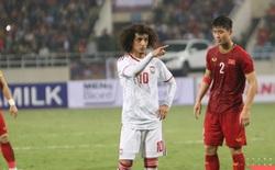 BLĐ ĐT UAE: 'Hoà ĐT Việt Nam đã khó chứ đừng nói là thắng'