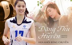 Hoa khôi bóng chuyền Đặng Thu Huyền sau giải nghệ: Làm người mẫu ảnh, chơi game show và sẽ thượng đài đấu võ