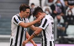 Juventus tan hoang hàng tiền đạo ở trận Chelsea