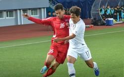 """Hàn Quốc chia điểm với Triều Tiên trong trận cầu lịch sử và """"kỳ lạ"""" ở sân Kim Nhật Thành"""