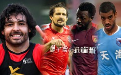 """Mơ """"đi đường tắt"""" tới World Cup, Trung Quốc ồ ạt nhập tịch thêm 4 ngoại binh Brazil"""