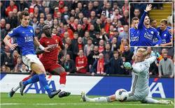"""Liverpool """"chết đuối vớ được cọc"""", nối dài chuỗi toàn thắng nhờ quả penalty phút 90+5"""