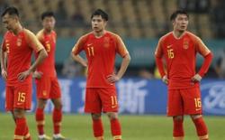 """Trong ngày Việt Nam lên ngôi, đội tuyển Trung Quốc thêm lần """"ăn đòn"""" trên đất Hàn"""