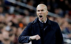 Không thắng Barca, HLV Zidane vẫn đi vào lịch sử Real