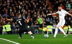 """Kết quả Real Madrid 0-0 Athletic Bilbao: Bất lực trước """"người nhện"""""""