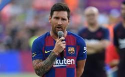 Trước mùa giải mới, Messi tuyên bố UCL vẫn là mục tiêu số 1