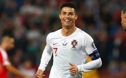 Vòng loại Euro 2020: Bị CĐV đối phương dùng Messi để chế giễu, Ronaldo đáp lại đanh thép thế này đây