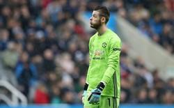 David De Gea chỉ trích phong độ tồi tệ của Manchester United