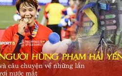 Người hùng Phạm Hải Yến: Bà ơi, bà có thấy không? Chiến thắng này, Huy chương này dành cho bà đó!