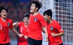 Bán kết U23 châu Á: U23 Hàn Quốc, U23 Ả Rập Xê Út lập kỷ lục