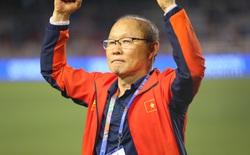HLV Park Hang-seo gửi lời chúc ngọt ngào đến bóng đá Việt Nam trước ngày về quê ăn Tết