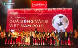 """Sân khấu Gala QBV VN 2019 bị chê... kém tiệc công ty, khách mời, MC liên tục """"vấp đĩa"""""""
