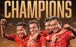 Nhờ sức mạnh của cộng đồng mạng, Indonesia vô địch World Cup ở sàn đấu… online