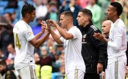 La Liga lên phương án thay 5 người trong trận đấu