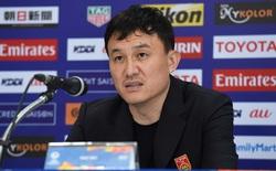 HLV Trung Quốc tiếc nuối khi thua đau U23 Hàn Quốc phút bù giờ