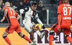 """Vắng Ronaldo, """"Bà đầm già"""" thắng tưng bừng ở Coppa Italia"""