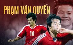 """Có nhiều """"thế hệ vàng"""", nhưng """"cậu bé vàng"""" chỉ có một: Phạm Văn Quyến hôm nay bước sang tuổi 36"""