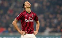 Ibrahimovic trước nguy cơ giải nghệ sớm vì chấn thương mới nhất