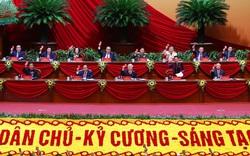 Hôm nay 30/1, Đại hội Đảng lần thứ XIII tiếp tục họp về công tác nhân sự