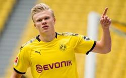 """Dortmund chính thức mở đường, Man United sáng cửa chiêu mộ """"người máy"""" Haaland"""