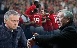 """Man United: Khi """"Fergie Time"""" trở lại là một nỗi khiếp sợ."""