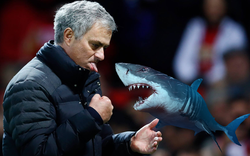 """Cá mập Quảng Ninh, """"cá ra bao"""" của Mourinho"""