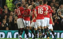 """Song tấu """"lột xác"""" bất ngờ, Man United đại thắng tại Old Trafford"""