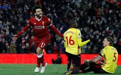 """Salah 4 lần phá lưới đối thủ, Liverpool gửi chiến thư """"hạng nặng"""" đến Pep Guardiola"""