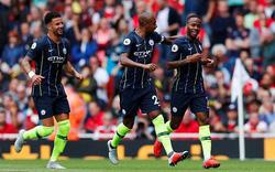 Arsenal 0-2 Man City: Bernardo Silva nhân đôi cách biệt