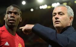 Đối đầu với Paul Pogba, Mourinho không có cửa thắng