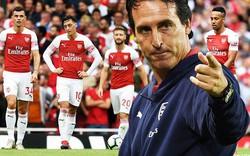 Unai Emery tuyên bố cầu thủ Arsenal thừa mỡ nhiều, rất khó tranh ngôi vô địch